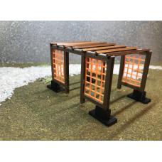 3D Stage Builder Cooper Tunnel