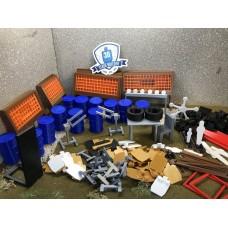 3D Stage Builder USPSA Master Kit PRE-ORDER