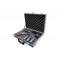 Americase 500 Custom Pistol Case by DoubleTap Sports