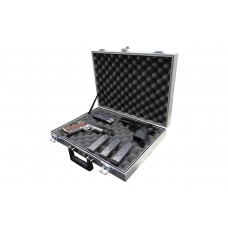 Americase 500 Custom Pistol Case by DoubleTap Sports
