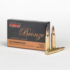 PMC Bronze .223 Remington Ammunition (20)