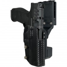 Black Scorpion Pro Competition Holster Walther PDP 5''