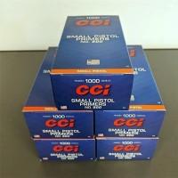 CCI Small Pistol Primers No. 500 Flat (5000)