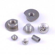 Cheely Custom Grip Screw Bushing Kit