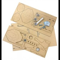 Double Alpha Academy Dry Fire SWINGER Target Kit