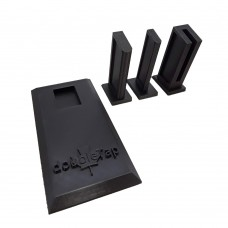 DoubleTap Sports Gun Stand with 1 Insert for Single Stack/Double Stack/22 Calibre Pistol