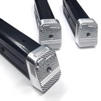 DoubleTap Sports Sig Sauer P320 9mm Magazine and Base Pad Bundle