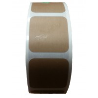 DoubleTap Sports Target Patches Tan Roll (1000)