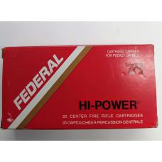 Federal Hi-Shok 300 Winchester Magnum 180 Grain Soft Point (20) Surplus