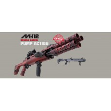Hunt Group MH12 Double Barrel Shotgun 12 Gauge