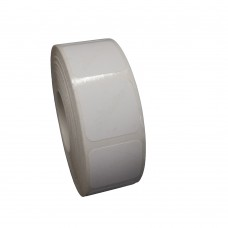 DoubleTap Sports Target Patches White Roll (1000)