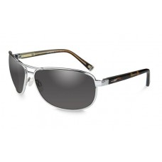 Wiley X Klein Grey Lens/Silver Frame