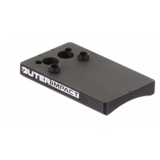 Outerimpact Sig Sauer Universal Micro Red Dot Mount for P320 Base Model PRE-ORDER