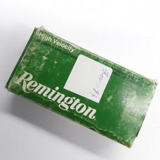 Remington High Velocity 9mm 124gr Metal Case (50) Surplus