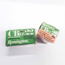 Remington CBee22 Low Velocity .22LR (50) Surplus