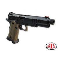 STI Hex Tactical (Black/Tan) Limited Edition-PRE-ORDER