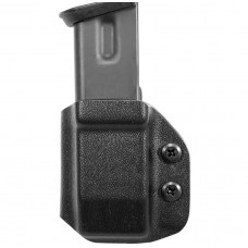 Black Scorpion Universal Double Stack Magazine Pouch 9mm, .40 S&W IDPA