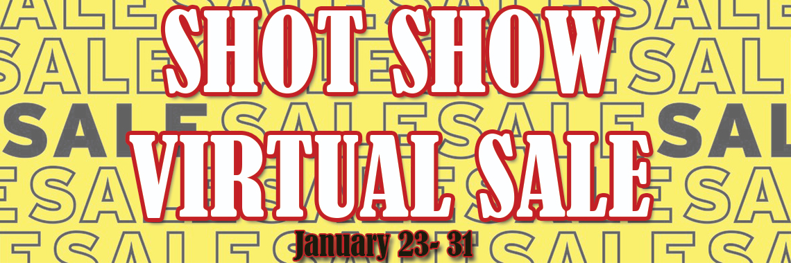 ShotShow Virtual Sale