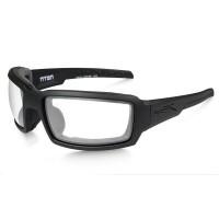 Wiley X Titan Clear Lens/Matte Black Frame