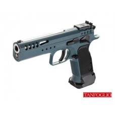 Tanfoglio Limited Custom Teal