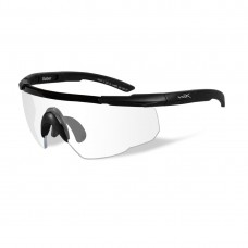 Wiley X Saber Advanced Clear Lens/Matte Black Frame