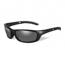 Wiley X P-17 Polarized Green Lens/Gloss Black Frame