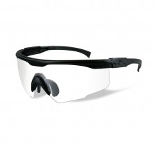 Wiley X PT-1 Clear Lens/Matte Black Frame