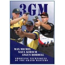 Double Alpha Academy 3 GM Training DVD-Grand Master Techniques