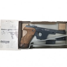 Walther GSP .22 LR Target Pistol USED